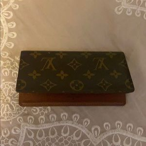 Louis Vuitton check cover